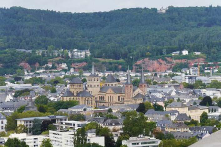 Trier - Panorama