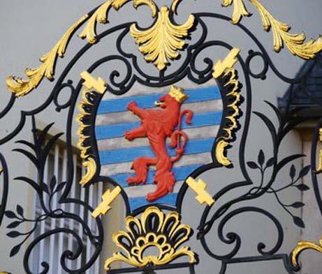Luxemburg - Wappen