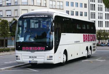 Trier - Heimreise
