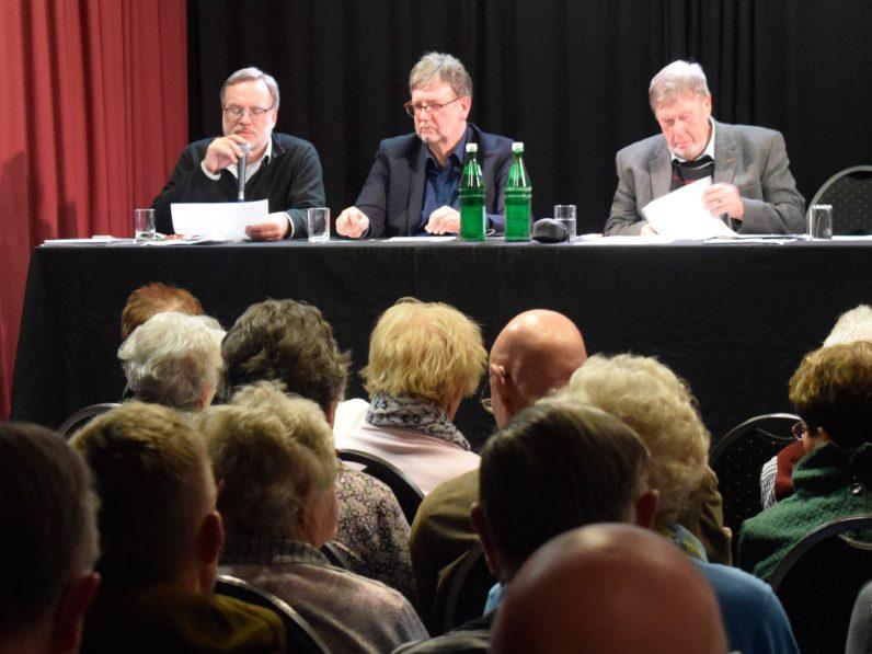 Jahreshauptversammlung des Bürgervereins Vohwinkel