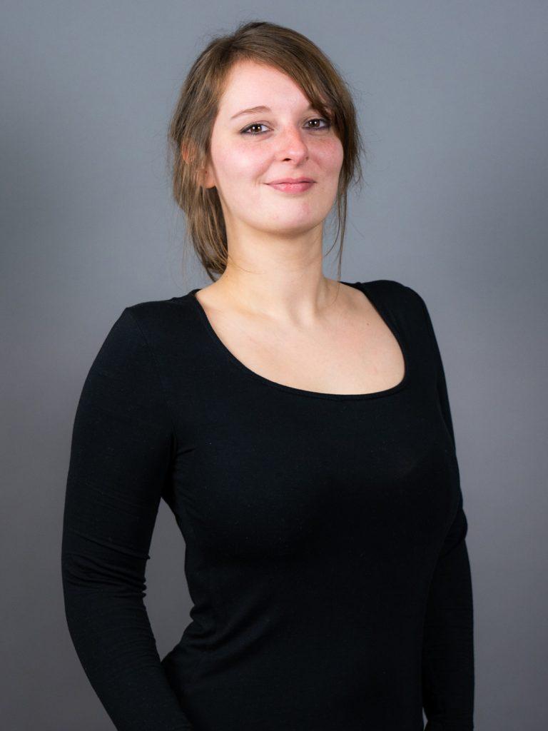 Portrait von Julia Mahner